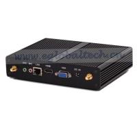 Mini PC Intel Pentium 2117U computador  Fanless Windows VGA HDMI LAN WIFI Linux