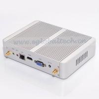 Small Computer More Mini Desktop HTPC VGA HDMI RJ45 LAN Intel Celeron N3050 Simple PC Windows No Fan