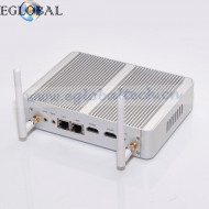 Mini PC  Computador with  Celeron N3150 Fanless Windows VGA HDMI LAN WIFI Linux
