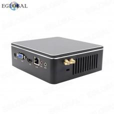 EGLOBAL Intel i3 4010Y Fan Mini PC Haswell  HDMI VGA 300M AC WIFI Bluetooth Game Mini PC HTPC