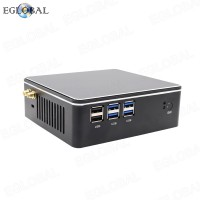 Cheap EGLOBAL Mini PC Windows 10 Intel i3 4010U Dual Core HD Graphics Mini Desktop PC HDMI VGA WiFi