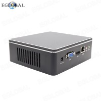 Portable Mini PC i7 4500U Windows 10 Barebone Computer Nuc Graphics 4K HTPC WiFi HDMI VGA