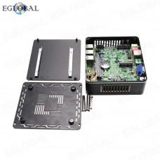 DDR4 EGLOBAL Mini PC Windows 10 Intel Core i5 7200U Dual Core Fan Mini Desktop PC HDMI VGA WiFi Nettop HTPC