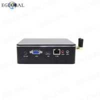 Gaming Mini PC Intel Core i5 7267U Mini Computer Nuc Fan Micro PC Win 10 TV Box WiFi VGA HDMI CE FCC ROHS HTPC
