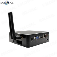 Eglobal Intel Core i7 7567U Broadwell Mini PC Linux Micro Computer Win10 HTPC TV Box 300M Wifi VGA HDMI
