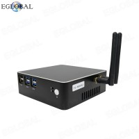 Fan Mini Computer Core i3 6167u Minipc Barebone Windows 10 pro intel HD Graphics 520 Nettop i3 Windows Mini PC i3