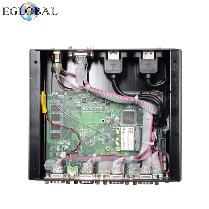 Intel corei7-4500u new industrial mini pc watchdog rtc trigger.