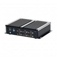 Intel Core i7 6500U Rugged Box Windows 10 Fanless Industrial Mini PC Dual Lan 3G/4G Module HTPC Max 32GB DDR4 RAM VGA HDMI