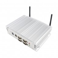 Eglobal New arrival industrial grade mini pc computer intel core i5 6360U dual lan 2COM with embedded SIM card slot RTC wake up