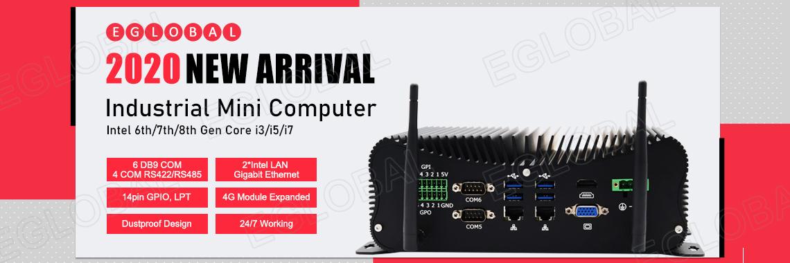 Eglobal Pfsense Mini PC as Router