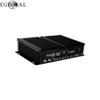 Cheapest Industrial Mini Computer 1007UA 4 RS232 COM 2 Gigabit Lan WIFI VGA HDMI Barebone System Max 8GB DDR3 Fanless Mini PC