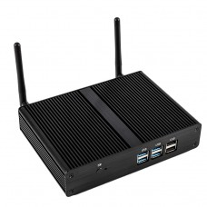 Cheapest EGLOBAL Mini Computer Genuine OEM Win10 Pro Intel Pentium 3556u Fanless Mini PC Barebone HTPC minipc Nuc Intel HD Graphics