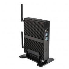 Quad Core Fanless Mini PC J1800 Max 2.58GHz Intel HD Graphics 1080P HTPC TV Box Windows Computer Linux Micro PC