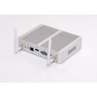 Cheap Fanless Celeron N3150 VGA HDMI LAN HTPC Windows 10 TV Box Nettop Mini PC
