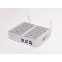 Small Desktop PC Cheapest Eglobal Fanless Mini PC Linux HTPC VGA HDMI RJ45 LAN Intel Celeron N3050 Simple PC Windows
