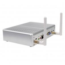 Intel Core i5-7200U DDR4 Version Fanless Mini PC HDMI VGA Small PC Nettop Linux Windows HTPC