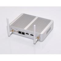 Cheap Mini PC Computador Celeron N3150 Fanless Best Micro PC Windows or Linux with Dual HDMI 2 LAN as VPN Router