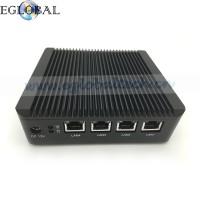 Fanless Mini PC Windows 10& Linux Intel J1900 VGA HDMI 1080P TV Box Kodi SD Card Thin Version