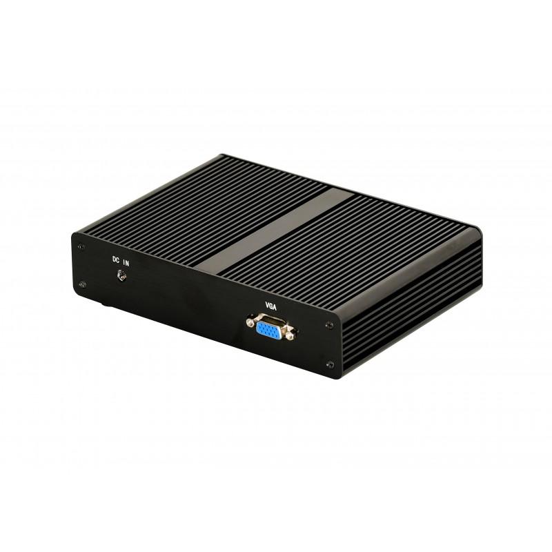 Fanless Pfsense Mini PC Intel J1900 2GHz Quad Core Four