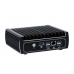 6 Intel LAN Fanless Mini PC Celeron 3865U DDR4 Ram AES-NI Linux Firewall Pfsense Network Server Mini PC