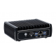 6 Intel LAN Fanless Mini PC Celeron 3865U DDR4 Ram AES-NI Linux Firewall Pfsense Network Server Mini PC