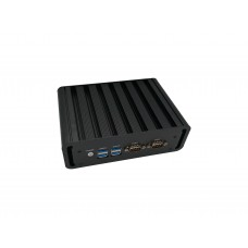 Core i5 5500U Fanless Pfsense Mini PC 2*Intel Gigabit Lans 3.0GHz Win10 Linux  Firewall Router DHCP VPN Server
