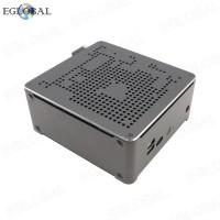 Eglobal Micro Computer Intel X-eon 2276M Powerful Game Mini PC Windows Barebone Desktop NUC Type-C AC Wifi