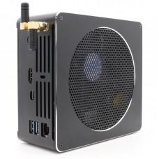 Eglobal S200 Nuc Intel i9 8950HK  6 Core 12 Threads Windows 10 Pro Mini PC 2 DDR4  AC 5G Wifi Desktop Computer HDMI DP