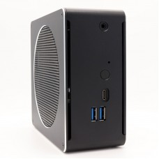 Coffee Lake 8th Gen Mini PC Intel Core i5 8300H Nettop Intel UHD Graphics 630 Fan Mini Computer DP HDMI WiFi NUC