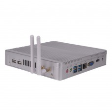 Top Selling EGLOBAL Fanless Tiny PC Windows Linux Mini PC i5 VGA HDMI LAN USB WIFI Barebone Smallest Computer 4K HTPC Minipc