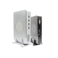 Best Legacy Intel Process i7-3520M Fan Design Mini PC Dual Core Quad Threads Intergrated Graphics GTX 1050 2G Game Computer Dual Graphics TDP 35W