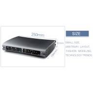 Eglobal Top Gaming Computer Mini PC Intel Quad Core i5 6300HQ GTX 960M G DDR5 4GB Ram HDMI+DP+Type C S/PDIF 5G Wifi