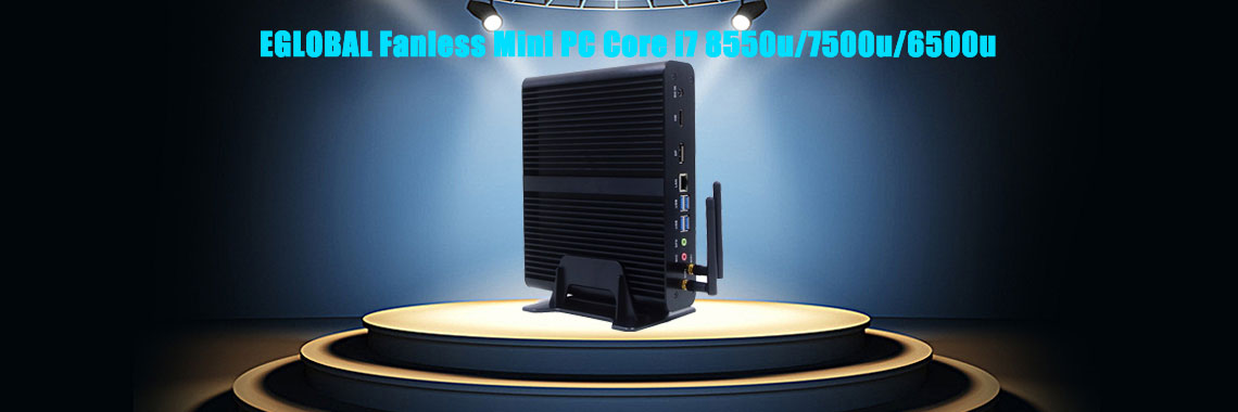 EGLOBAL Mini Gaming PC