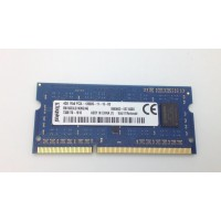 Original Kingston 4GB 1Rx8 512M x 64-Bit DDR3L-1600 CL11 204-Pin SODIMM(RB16D3LS1KNG/4G) Memory RAM Warranty 3 Years
