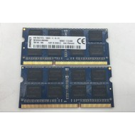 Kingston 8GB 1G x 64-Bit DDR3L-1600 CL11 2Rx8 204-Pin SODIMM(RB16D3LS1KBGR/8G) Laptop Mini PC Memory RAM