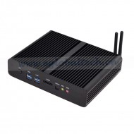 MiniPC Core i7 4500u Industrial Mini Computer 2Nics 2HDMI PC Stick Nettop