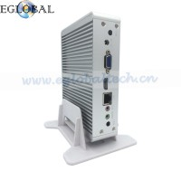 Windows Thin Client PC Station Noiseless Core i3 5005u Small Network Computer