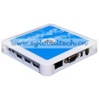Embedded WinCE 6.0 Thin Client PC Station for Windows 8 OS