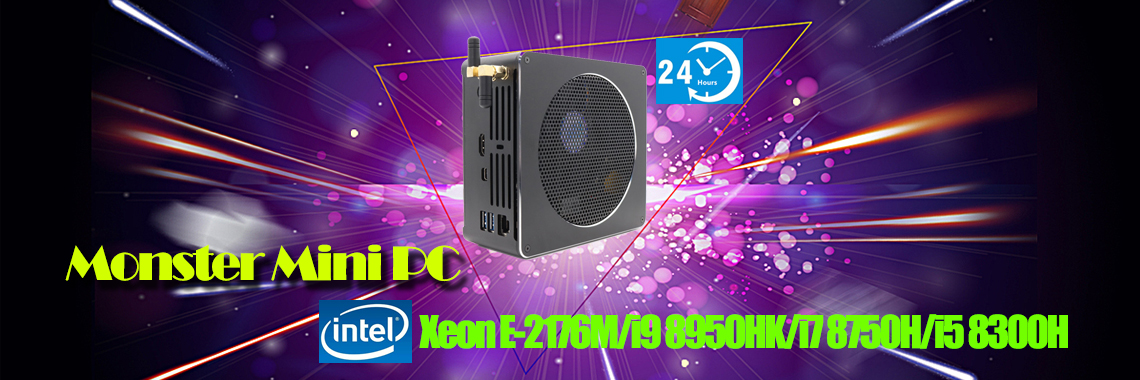 Eglobal i9 game mini pc